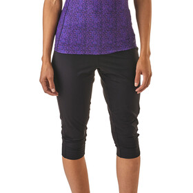 Patagonia Trail Beta Capris Women Black